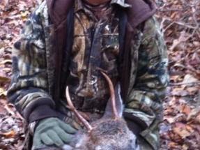 Thumb deer